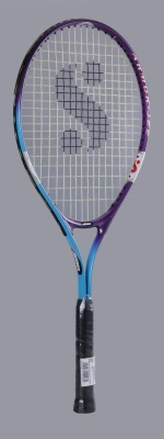 Silver's Armor J-22 with 3/4 Cover G3 5/8 Strung Tennis Racquet