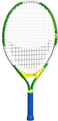 Artengo TR 700 OSMOZ 19 G4 Strung Tennis Racquet (Green, White, Weight - 120 g)