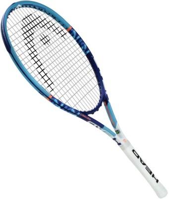 HEAD Graphene XT Instinct Jr. G0 Strung Tennis Racquet (Blue, Weight - 240 g)