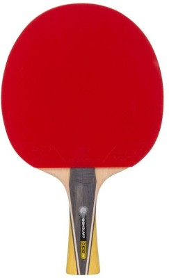 Artengo FR 930 Strung Table Tennis Racquet (Red, Black, Weight - 120 g)