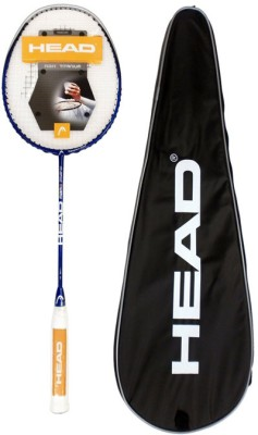 Head Nano Power 50 Standard Strung Badminton Racquet (Multicolor, Weight - NA)