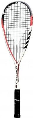 Tecnifibre Carboflex 130 Basaltex 2010 Standard Squash Racquet (Black, White, Weight - NA)