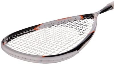 Artengo SR 800 G4 Strung Squash Racquet (Black, White, Weight - 150 g)