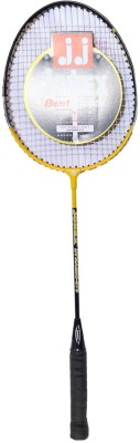 Jonex Dynamic-A Standard Strung Badminton Racquet (Multicolor, Weight - 400 g)