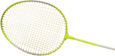 AS Oxygen (Wide Body) G4 Strong Badminton Racquet (Multicolor, Weight - 400 g)