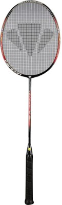 Carlton Heritage Vi Lite G4 Strung Badminton Racquet (Red, Black, Weight - 4U)