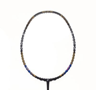 Apacs Fleet Wave 350 G2 Unstrung Badminton Racquet (Blue, Black, Weight - 85 g)