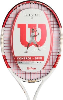 Wilson Pro Staff 25 3.875 Strung Tennis Racquet
