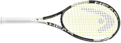 Head Graphene XT Speed Lite G4 Unstrung Tennis Racquet (Black, White, Weight - 260 g)