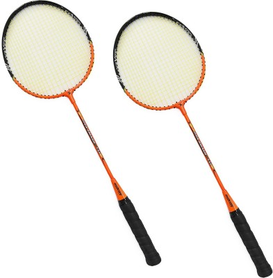 sunley roxon jiya smash,2 pc 6 Strung Badminton Racquet (Multicolor, Weight - 280)