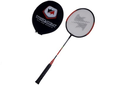 Winmax Knight G4 Strung Badminton Racquet (Multicolor, Weight - 350 g)