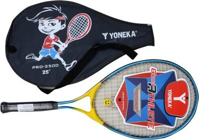 YONEKA 2500 G3 Strung Tennis Racquet (Multicolor, Weight - 330 g)