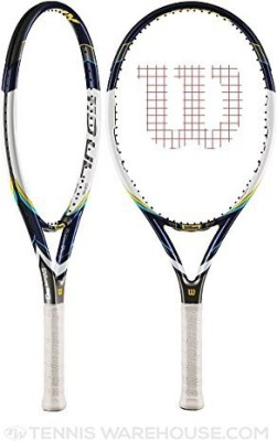 Wilson Envy 110 UL L3 Unstrung Tennis Racquet (Multicolor, Weight - 243 g)