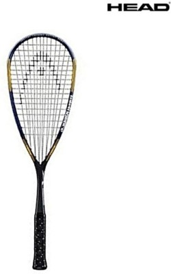 Head I.X. 120 Standard Strung Squash Racquet (Multicolor, Weight - NA)