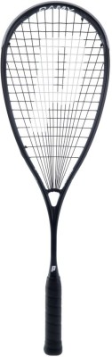 PRINCE Textreme Pro Warrior 600 (Ramy Ashour Signature) G0 Strung Squash Racquet (Black, Weight - 129 g)