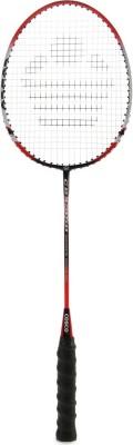 Cosco CBX-450 G5 Strung Badminton Racquet (White, Red, Weight - 95 g)