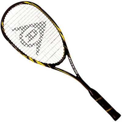 Dunlop Biomimetic Ultimate Squash Standard Strung Squash Racquet (Multicolor, Weight - NA)
