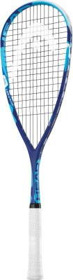 Head Ignition 120 G4 Strung Squash Racquet (Multicolor, Weight - 120 g)