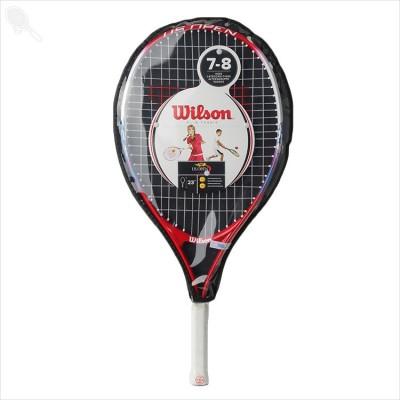 Wilson US Open 23 L1 Strung Tennis Racquet (Multicolor, Weight - 200 g)