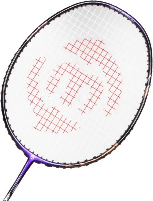 Maspro Pro Speed 1000 G4 Strung Badminton Racquet (Multicolor, Weight - 300 g)