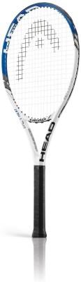 HEAD PCTTISIX_WHTBLK G4 Strung Tennis Racquet (White, Black, Weight - 240 g)