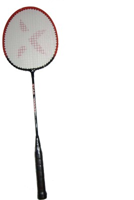 Winstar STAR FORCE Strung Badminton Racquet (Red, Weight - 99 g)