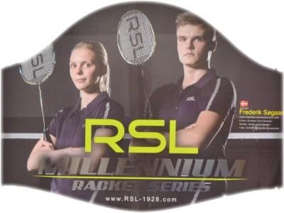 RSL AERO689 G2 Unstrung Badminton Racquet (Multicolor, Weight - 85 g)