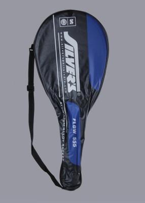 Silver's Flow 555 Gutted G3 Strung Tennis Racquet (Weight - 286)
