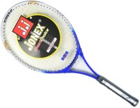 Jonex Pro 646 Standards Strung Tennis Racquet (Blue, White, Weight - 250)