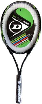 Dunlop Biotec 400-27 Tennis Standard Strung Tennis Racquet (Multicolor, Weight - NA)