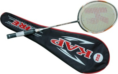 Sii KAP Fire G4 Strung Badminton Racquet (Multicolor, Weight - 300 g)