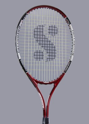 Silver's Flow 444 Gutted G3 Strung Tennis Racquet (Weight - 286)