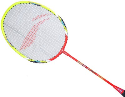 Li-Ning Smash XP 80 II Standards Unstrung Badminton Racquet (Multicolor, Weight - 85 g)