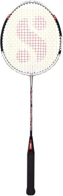 Silver's Energy G3 Strung Badminton Racquet (Silver, Black)