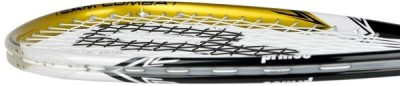 Prince Team Combat 300 G4 Strung Squash Racquet (Multicolor, Weight - 170 g)