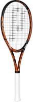 Prince Textreme Tour 100T Standards Strung Tennis Racquet (Orange, Black, Weight - 290)