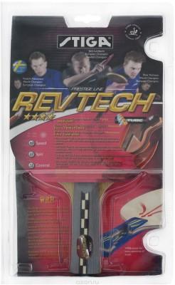 Stiga Revtech G4 Table Tennis Racquet (Red, Weight - 80 g)
