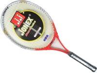 Jonex Pro 646 Standards Strung Tennis Racquet (Red, White, Weight - 250)