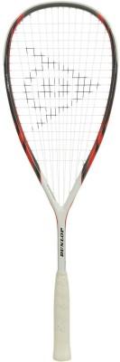 Dunlop Apex Lite G4 Strung Squash Racquet (Red, Black, Weight - 110 g)