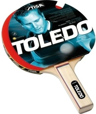 Stiga Toledo Table Tennis Racquet (Weight - 84 g)