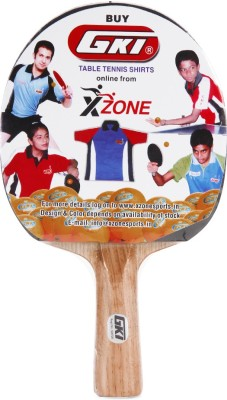 GKI Kung-Fu Table Tennis Racquet (Weight - 87 g)