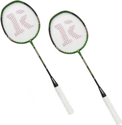 sunley roxon sonik racket 6 Strung Badminton Racquet (Multicolor, Weight - 180 g)