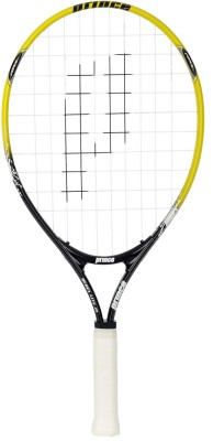 Prince Jr. Shark 21 Standard Strung Tennis Racquet (Multicolor, Weight - 324 g)