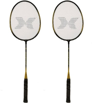 Vector X VXB-475 G3 Strung Badminton Racquet (Multicolor, Weight - 350 g)