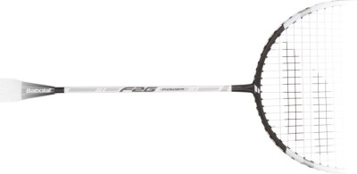 Babolat F2G Power G2 Strung Badminton Racquet (Grey, Weight - 86)