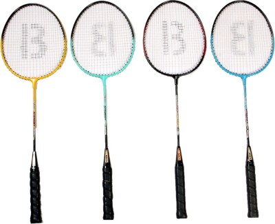 Bees Economy G3 Unstrung Badminton Racquet (Multicolor, Weight - 96 g)