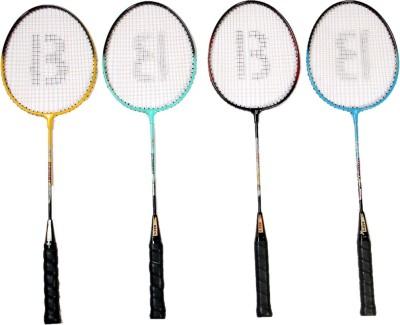 Bees Economy G3 Unstrung Badminton Racquet (Multicolor, Weight - 96 g)