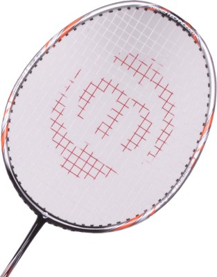 Maspro Maspro 1197 G4 Strung Badminton Racquet (Orange, Weight - 300 g)