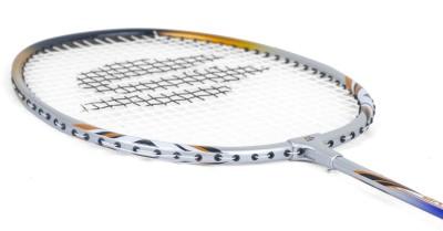 Sass BR_16 Standard Strung Badminton Racquet (Multicolor, Weight - 85 g)
