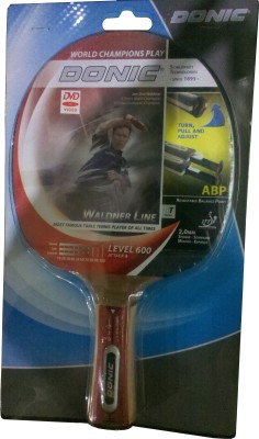 Donic Waldner 600 Table Tennis Racquet (Weight - 85 g)